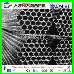 ISO 65 черная труба из углеродистой стали Hfw ВПВ