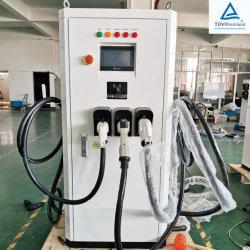 CE & TUV 認定済み 163kw AC および DC 統合型充電器 充電ステーション用
