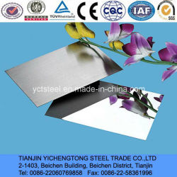 De fines tôles en acier inoxydable avec 0.5mm