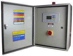 Delta estrella bomba inteligente de la caja de control en la caja de acero IP 55