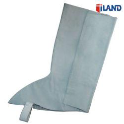 Croûte de cuir de vache de chaussures de travail de soudage Surchaussure / pied couvercle de sécurité pour les travaux de soudure industrielle