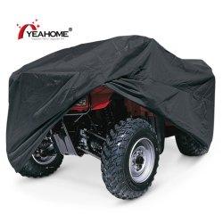 Couvercle de l'ATV classique noir résistant étanche anti-UV couvre en Quad