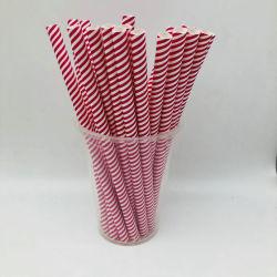 Оптовая торговля одноразовые крафт-бумаги из вторсырья красная бумага трубочки