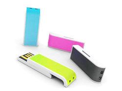 Promoção Colorido Slim Driver USB Flash