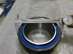 Esféricos axiales rodamientos simples (Ge110et Ge100et Ge80et Ge 60ET)
