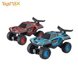 1: 16 Schuppen-Fernsteuerungsauto für Kind-Erwachsene, 2WD Hochgeschwindigkeits-RC Auto, 2.4GHz aller LKW des Gelände-nicht für den Straßenverkehr Monster-RC mit Licht