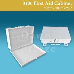 China Bulk Kit de primeiros socorros, Caixa de metal fabricante personalizada
