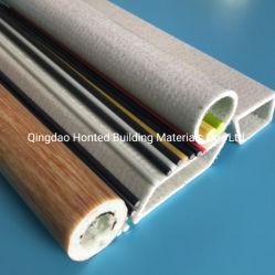 Proteção UV PRFV GRP / Tubo de fibra de haste de fibra de vidro para equipamento de desporto de giro para crianças