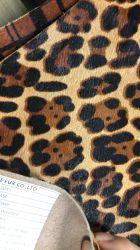 16043cattle/Cow de Huid van het bont met Haar voor de Hoogste Grondstoffen van de Schoenen van het Leer van de Schoen van de Dames van de Manier van de Rang En van de Schoen van Mensen Echte