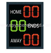 Tableau de bord électronique de Lawn Bowls, les scores de boulingrin numérique DEL Board Display