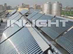 Tube de dépression de basse pression à usage industriel Système de chauffage de l'énergie solaire