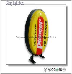Figura del segno del LED/formato su ordinazione Backlit esterno/segni Backlit grafici del LED