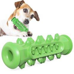 Cão de estimação mastigar dentes molares de brinquedos brinquedos cão mastigar os dentes de limpeza suave elasticidade segura TPR Puppy Dentários Extra-Tough Brinquedo Pet