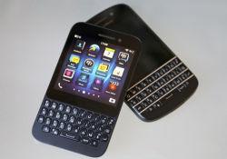 Téléphone portable de marque d'origine BB Q5 Téléphone cellulaire GSM
