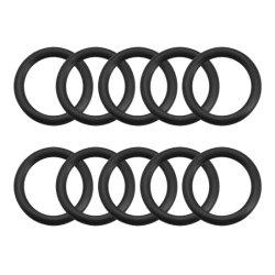 Van O-ringen de Rubber 16mm35mm Zegelringen die van Nitril Pakking verzegelen