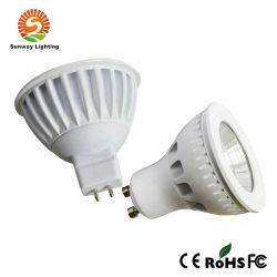 مصباح LED أبيض 3 واط/5 واط MR16/GU10 لإضاءة البقع (SW-SP-3 واط)