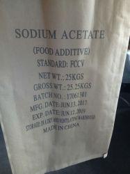 Reagens-Grad-Natriumazetat wasserfrei