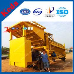 Usine complète de diamants alluvionnaires et l'Orpaillage fournisseurs et fabricants de l'usine