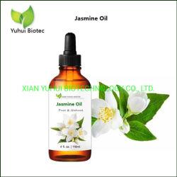 Le sexe de l'huile de massage de corps d'huile essentielle de l'huile de fleurs de jasmin Jasminum officinale
