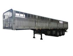 35-60 반 톤 평상형 트레일러 트레일러 화물 트레일러 대형 트럭 트레일러