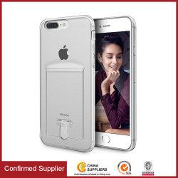 Мягкий случай TPU Anti-Shock с гнездом для платы на iPhone 7