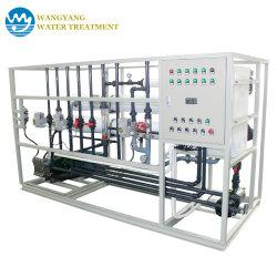 Les usines de traitement de l'eau à des fins industrielles