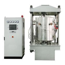 kleiner heißes Betätigenofen des Vakuum1150c (Druck: 10 Tonnen) für das Sintern der anorganischen Materialien unter Vakuumdem heißen Betätigen