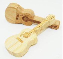 Élément de forme de piano prix d'usine cadeau idéal en bois personnalisé USB 3.0 USB Pen Drive