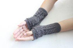 Winter-Formbeanie-fördernde gestrickte Handschuhe