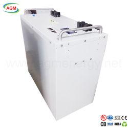 Venda por grosso de aplicativos de comunicação 48V 100Ah Bateria Recarregável