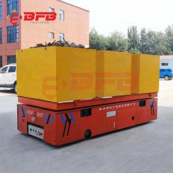 Roda de PU Autopropulsores orientável transporte pesado para os veículos que circulam no piso de concreto
