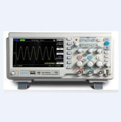 Haute qualité étudiant Oscilloscope numérique portable avec 100MHz de bande passante