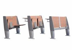 Nouveau Design School Desk et Chair Salle de Classe Student Furniture Set Tc-982