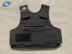 Weste der hoher Standard-Polizei-kugelsichere Weste-kugelsichere Kleidungs-Aramid/PE