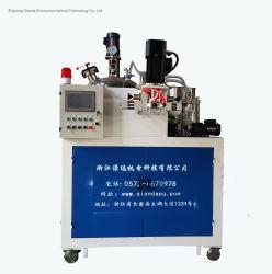 Het elektromagnetische het Verwarmen twee-Component Enige Systeem van de Controle van de Lijn van de Machine van de Kleur Gietende Intelligente Dubbele Gesloten