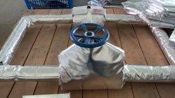 Motor do Tubo de Escape da Manta de Isolamento Tampa jaqueta