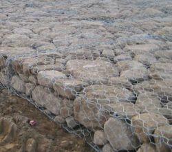 Tecidos Hexagonal Gabião Wire Mesh de fábrica