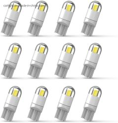 Indicatori luminosi di rimozione della lampada del circuito di collegamento dell'indicatore luminoso di segnale chiaro di girata dell'indicatore luminoso di punto di cortesia dell'indicatore luminoso della targa di immatricolazione dell'indicatore luminoso 12V del cuneo di T10 194 LED