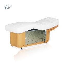 超柔らかい美容院の家具の贅沢な美のベッド、マッサージ表の美のベッド