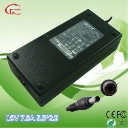Computer Wechselstrom-Gleichstrom-Adapter-Laptop-Aufladeeinheits-Stromversorgung 19V 7.9A 150W für Acer/Asus/Delta/HP/Liteon/Gateway/Ls