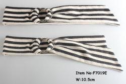 Modieuze katoenen riem voor dames (F7019E)