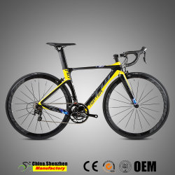 Shimano 5800 22speed Carbon Road fiets met Superlight Carbon Fork