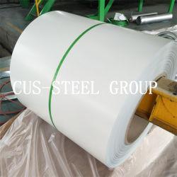 El primer Dx51d PPGI PPGL bobinas de acero con recubrimiento de color prebarnizado para techos hoja