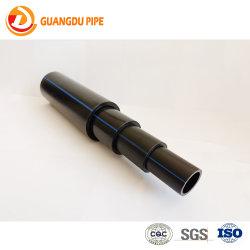 공장 판매 대리점 HDPE 관 1 인치 검정 물 공급을%s 플라스틱 수관 롤