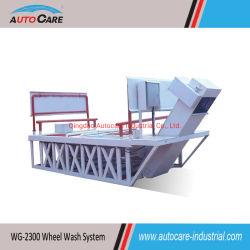 Sistemas de lavagem automática de caminhões pesados/Rodas Rodas Rodas da máquina de lavar roupa