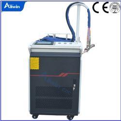 Il punto pulito di prezzi di fabbrica ha trattato la saldatrice del laser della fibra del saldatore 1000W del laser