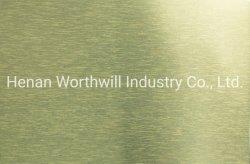 브러시 표면 마감 알루미늄 컬러 코팅 알루미늄/알루미늄 코일