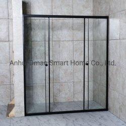 Удалите двойные стекла двери душ экран для ванной комнаты