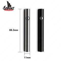 Batteria della penna del vaporizzatore di rotazione della batteria di Vape della batteria della sigaretta di S18 E