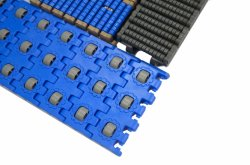 Types de plastique Hairise Conveyor Components avec ISO : 9001